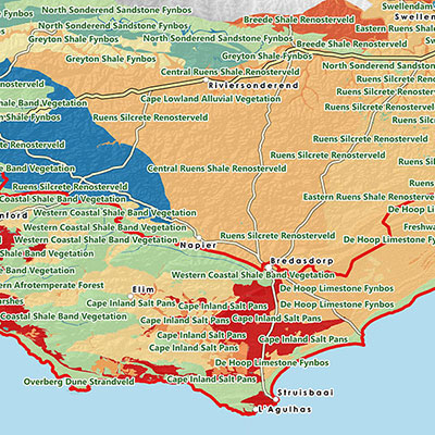 Mapping the Overberg: A critical planning tool